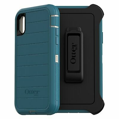 New AUTHENTIC OtterBox - DEFENDER PRO SERIES Case for iPhone 5/5S/SE W/ Clip