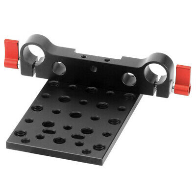 Tripod Mounting Plate Rail For 19Mm Conduit Mounting Interface Board Holder T3U4