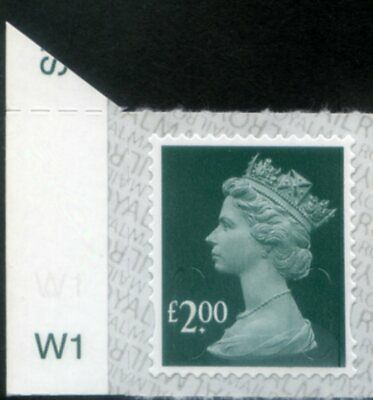 GB NEW 2019 SBP2u M19L £2.00 COLOUR, DATE, SINGLE OR SINGLE MACHIN DEFINITIVE