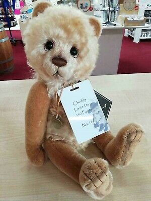 SPECIAL OFFER! Charlie Bears Isabelle Mohair CHUDDY Number 186/350 (RRP £150)
