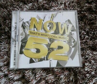 Now Thats what I call Music! 52 Various Artists 2CD