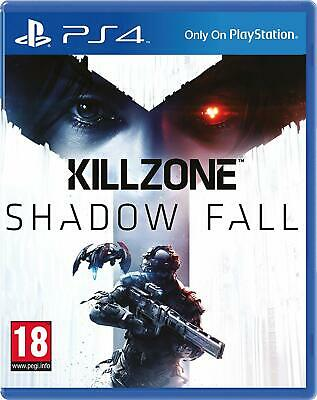 Killzone: Shadow Fall (Sony PlayStation 4, PS4)