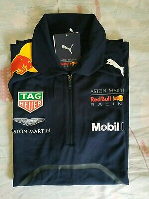 2018 Official Red Bull Racing Team Polo - NEW