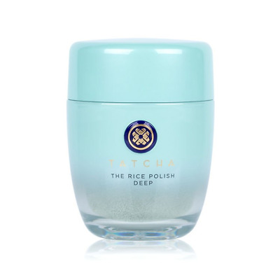 TATCHA The RICE POLISH DEEP Foaming Enzyme Powder for Normal to Oily Skin 10g