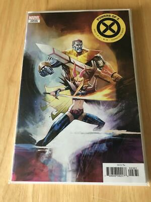 Powers Of X #3 Huddleston Variant 1:10 Cover Marvel Comics Hickman Nm