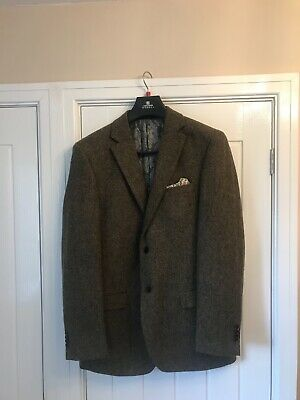 Alexander Dobell Mens Blazer / Suit Jacket Size 46R Perfect Condition