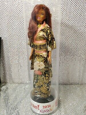 2019 Gaw Convention Journey To Japan Barbie Doll
