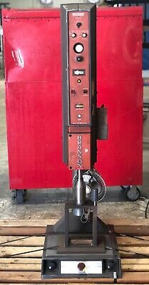 BRANSON 900 SERIES Ultrasonic Welder 921 Aes For Parts Or