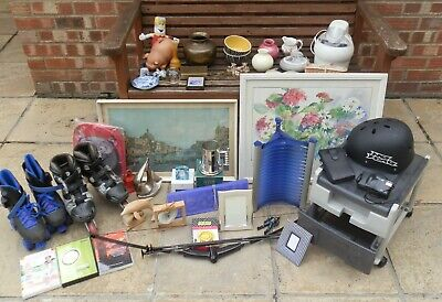 Car Boot Job Lot House/Garage Clearance Collection Lincolnshire.