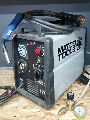 Matco MG170 Welder - Good Condition