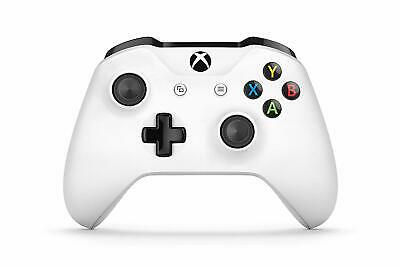 Official Genuine White Microsoft Xbox One Wireless Controller UK Seller