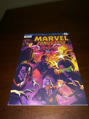 Marvel Comics Issue #1000 Smallwood Variant Cover From Marvel August 2019