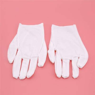Pure Cotton Etiquette Jersey Gloves Working Gloves Labor Protection Gloves N7