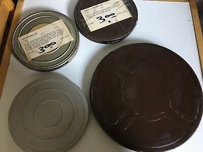 Lot Of Four 16Mm Films