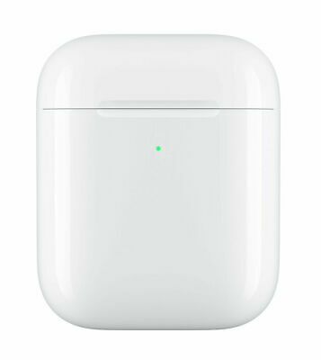Apple Wireless Charging Case for AirPods - White (MR8U2AM/A)