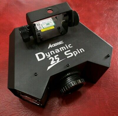 Acme Dynamic spin 25 Disco Light
