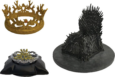 Game of Thrones Kuzos Die-Cast Collectible Set (Set of 3)  5 cm