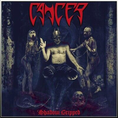 CANCER - Shadow Gripped CD NEW, Death-Thrash Metal, POSSESSED, MORGOTH,PROTECTOR