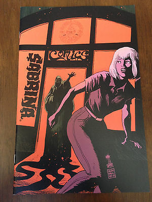 Chilling Adventures Of Sabrina #1 Bob's Hobbies Variant Nm Afterlife With Archie