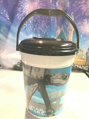 Disney Parks STAR WARS Popcorn Bucket NEW