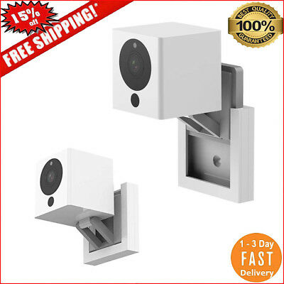 Wall Mount Wyze Cam V2 1080p HD Indoor Wireless Smart Home Camera-Free Ship US