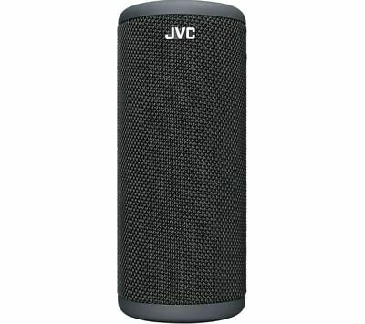 Jvc Sp-Ad85-B 20W Portable Bluetooth 4.2 Wireless Speaker Nfc Usb Rechargeable