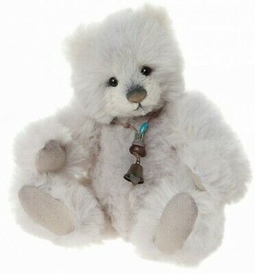 SPECIAL OFFER! Charlie Bears Minimo Mohair FLURRY (Limited to 2000) RRP £70