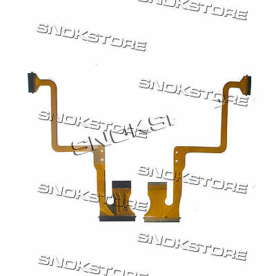 LCD Flex Cable Cable Flat for Camcorder JVC GZ-MS120 MS123 MS130 GZ-HM200 MS95