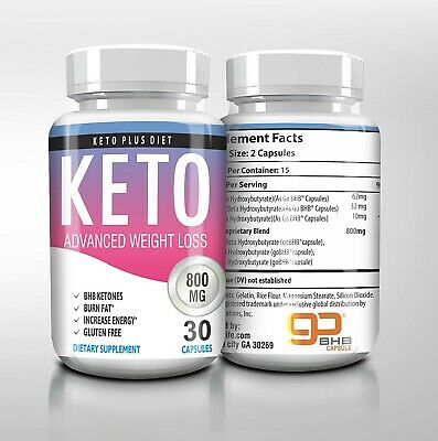 kETO BHB 30 capsules, 800  MG, 40% Discount +Fast shipping, Limited Time,  U.S.A