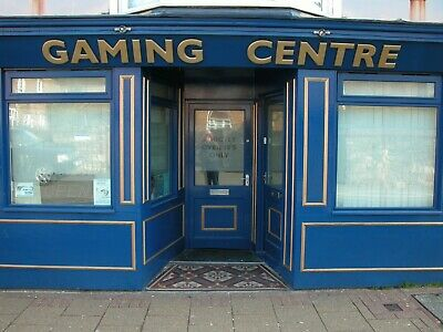 Gaming Centre / Offices / Food Outlet + 2 Bed Flat