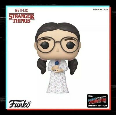 Funko Pop - Suzie - Stranger Things - Nycc 2019 Shared Exclusive - Pre-Order