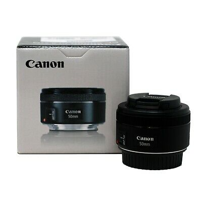 Canon EF 50mm f/1.8 STM Lens - UK NEXT DAY DELIVERY