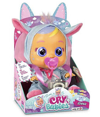 Cry Babies Dreamy Jenna The Pegasus Cry Baby only released in America Limited Ed