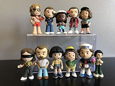 Funko Mystery Minis Stranger Things 2 Lot Target Eleven Hot Topic Billy