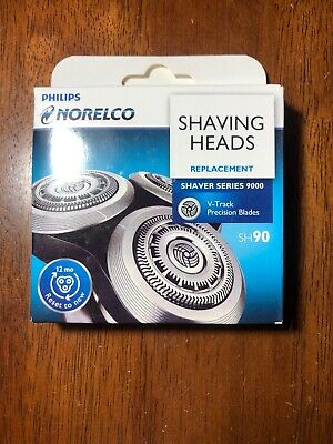 Philips Norelco SH90 Replacement Shaving Heads *READ DESCRIPTION*
