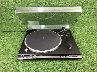 Vintage Technics SL-BD22D Automatic Turntable System Record Deck FGservo
