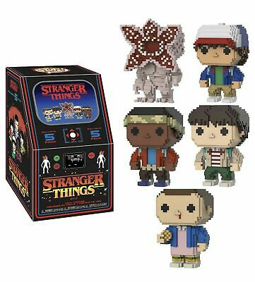 Funko POP! TV Stranger Things 8 Bit 5 Piece Set Arcade Box New