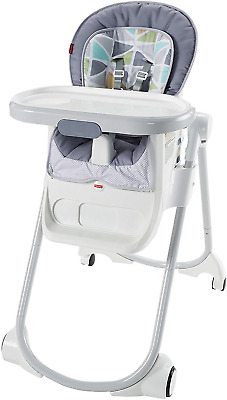 Fisher- FLH18 4-in-1 Total Clean High Chair