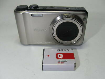 Sony Cyber Shot Dsc Hx5V Gold Np With Bg1 Good Level It Is A Moving Product