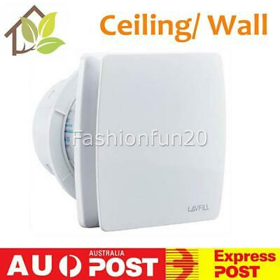 15CM Ceiling/ Wall Mounted Ventilation Exhaust Fan FOR Kitchen Bathroom Laundry