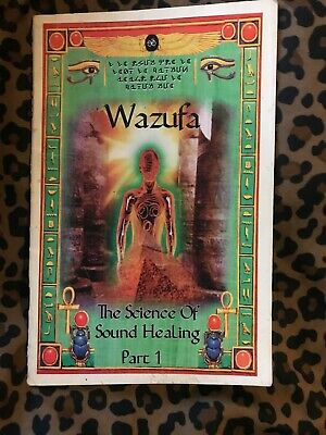 Dr Malachi Z York Wadhiyfah Science Of Sound Book 2