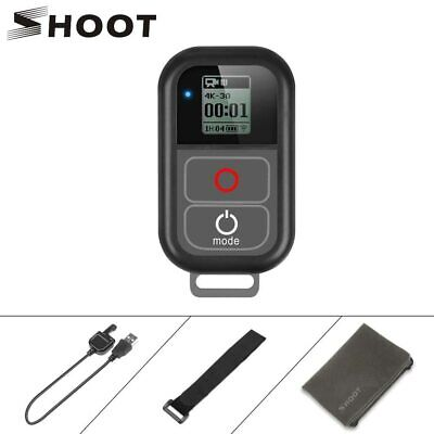 SHOOT for GoPro Wifi Remote Control for GoPro Hero 7 6 5 Black 5 4 Session 4 3+