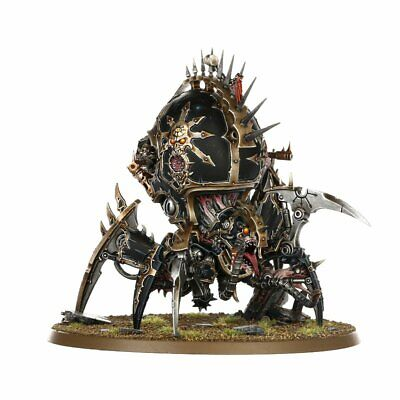 venomcrawler incomplet - Chaos Space Marines - unboxed Shadowspear - 40k
