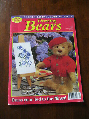 Dressing Bears: Create 10 Fabulous Outfits: : Pattern sheet attached :Preloved