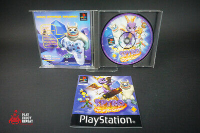 PS1 Spyro The Dragon Year Of The Dragon Sony Playstation Fast Free UK Delivery
