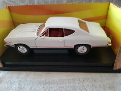 Chevrolet Chevelle 1968-Ss 396- 1/18 American Muscle Ertl