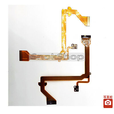 LCD Flex Cable Cable Flat para Panasonic NV-GS11 GS12 GS15 GS9 Replacement Parts
