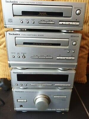 Technics ST RS SL SE - HD301 Mini Hi-Fi System, Amp, Tuner, CD and Cassette.(B4)