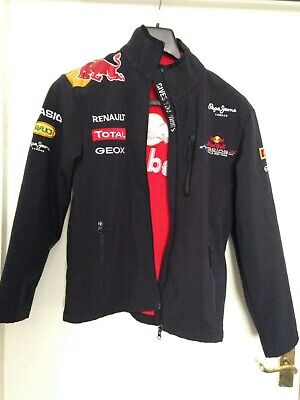 Red Bull F1 Jacket Official Small Formula 1 Jacket Red Bull Team