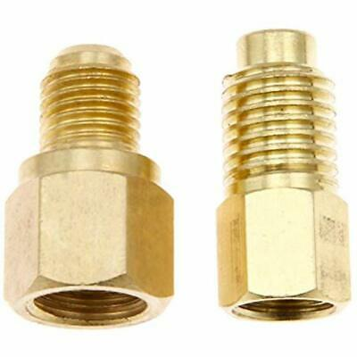 R12 R22 To R134a Adapters, R134A Refrigerant Tank/Vacuum Pump Port Connection -